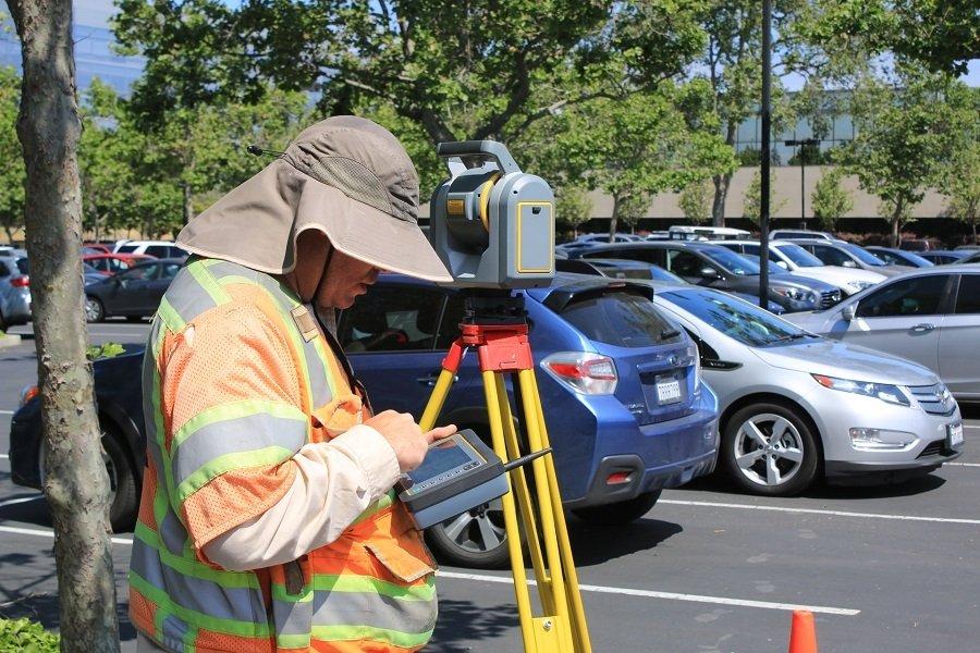 Land Surveying Equipment Theodolites
